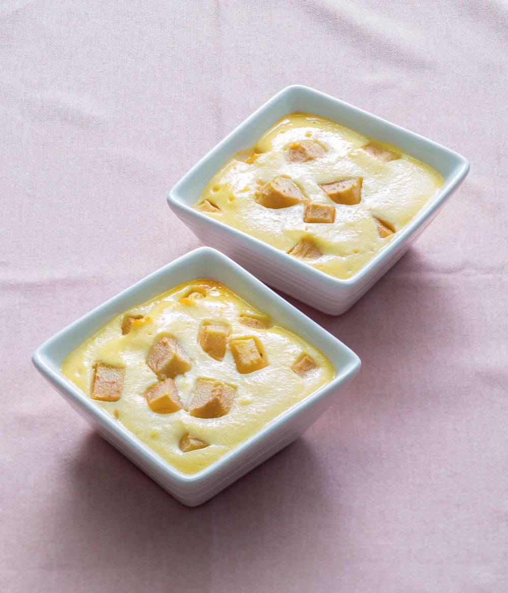Photo de/du Flans de tofu et poires par WW