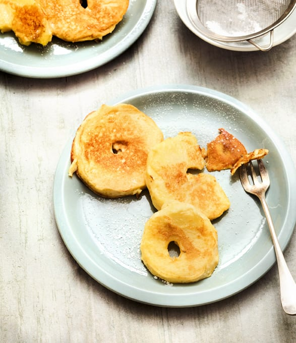 Photo de/du Beignets de pommes par WW