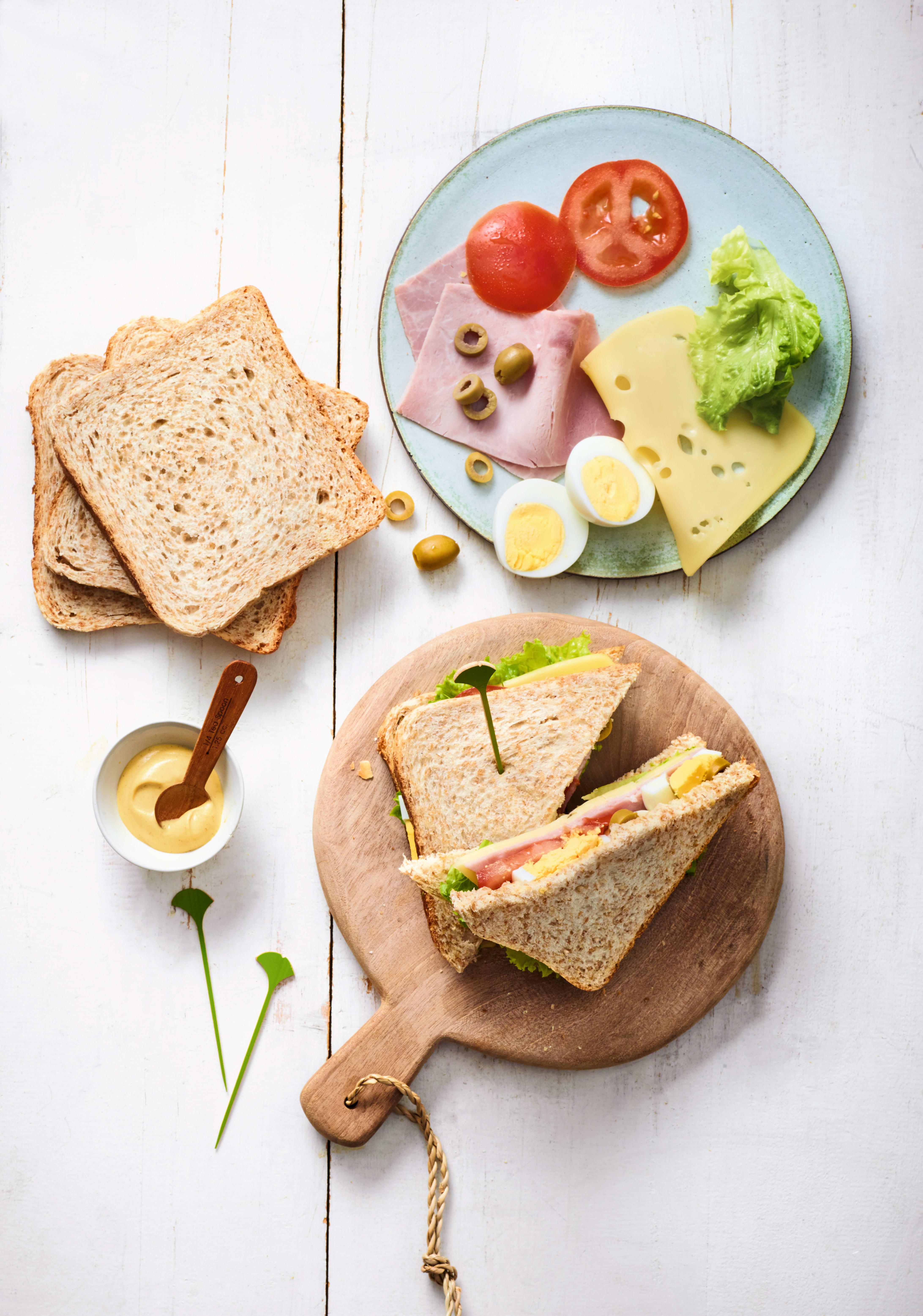 Photo de/du Sandwich très complet par WW