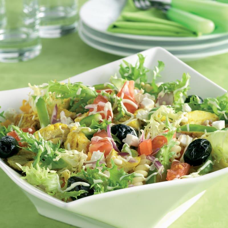 Photo de/du Salade complète. par WW