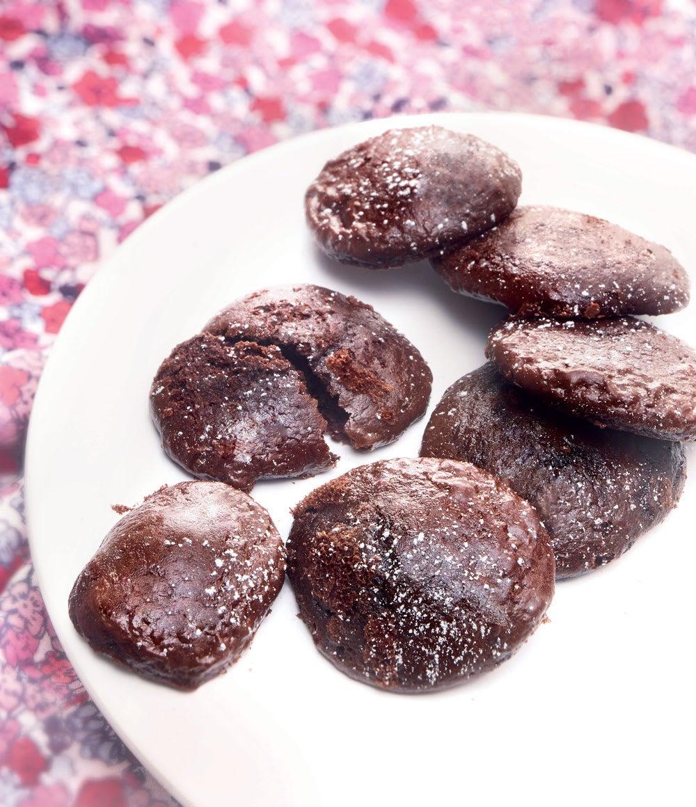Photo de/du Biscuits façon crinkles par WW