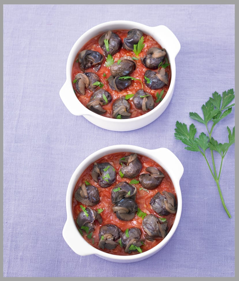 Photo de/du Escargots à la sauce pimentée par WW
