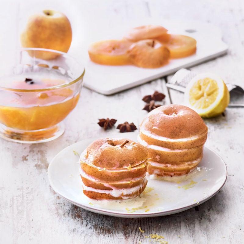 Photo de/du Pommes tartines par WW