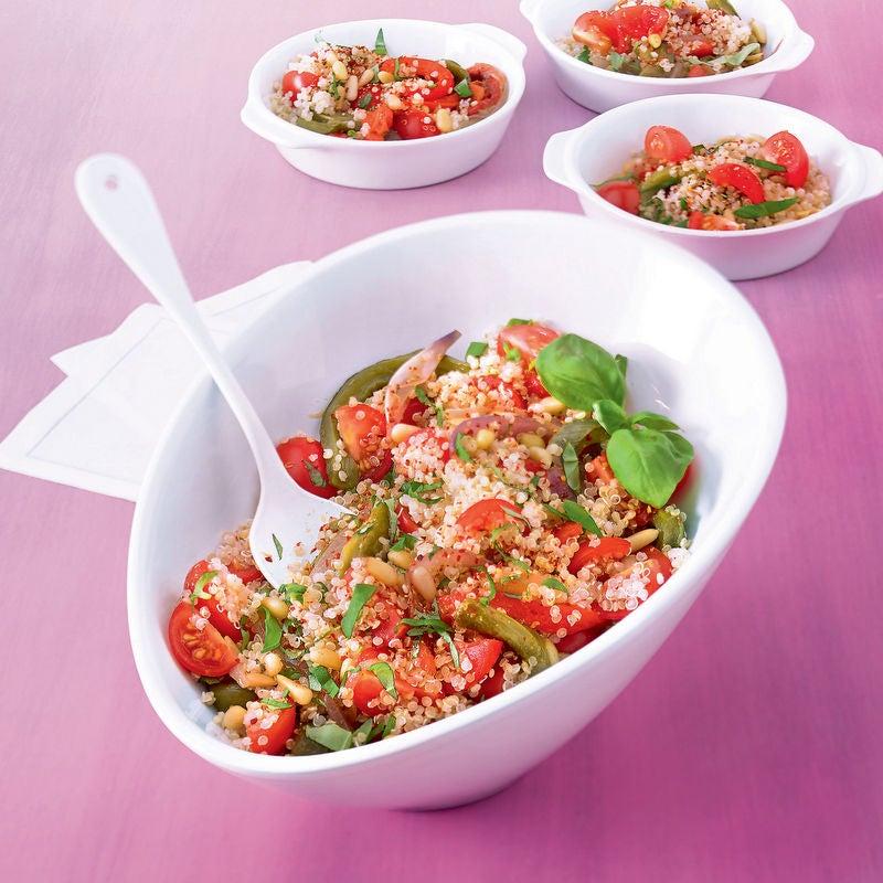 Photo de/du Salade de quinoa. par WW