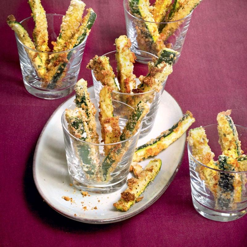 Photo de/du Frites de courgettes par WW