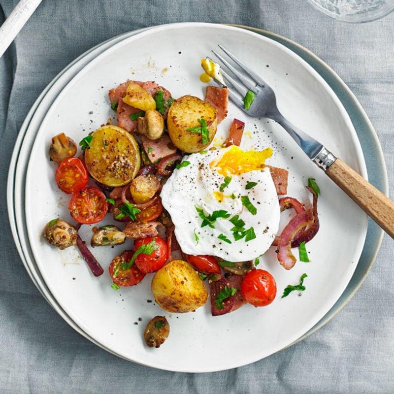 Photo de/du Petit-déjeuner anglais par WW