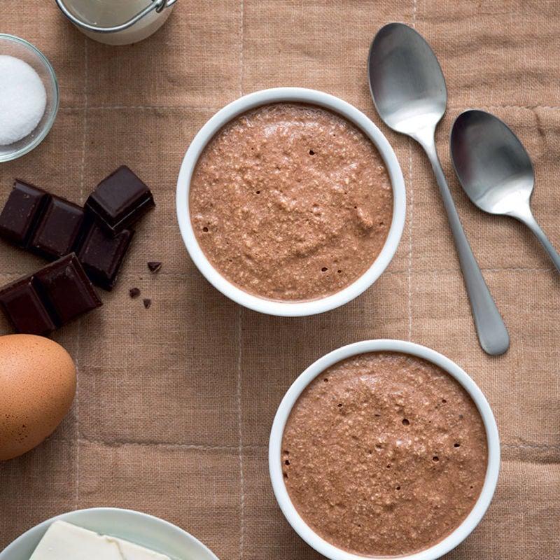 Photo de/du Mousse au chocolat et tofu par WW