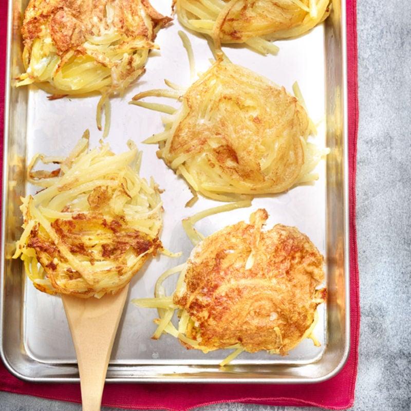 Photo de/du Rösti de pommes de terre par WW