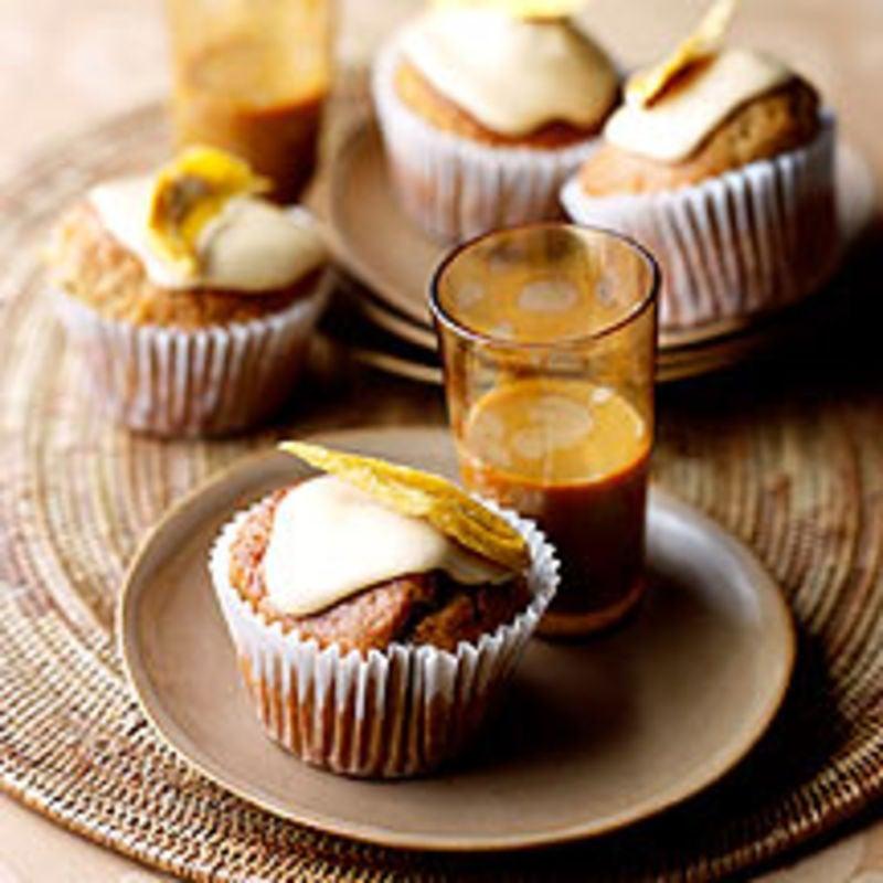 Photo de/du Muffins au Bailey's et à la banane par WW