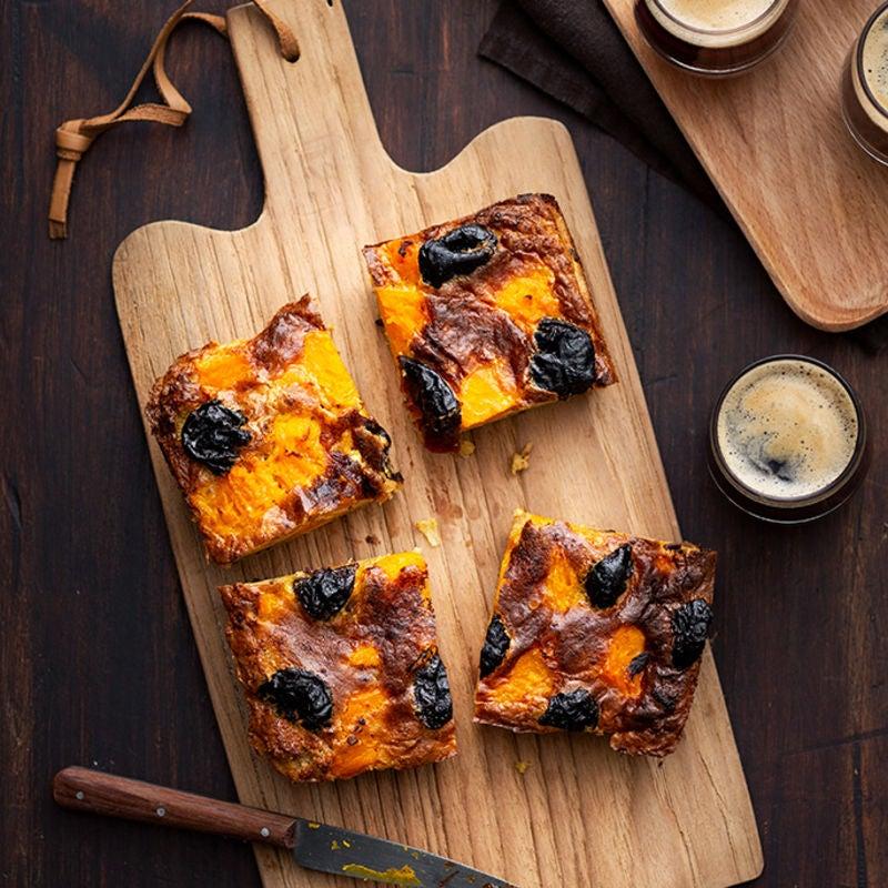 Photo de/du Pudding de potiron aux pruneaux par WW