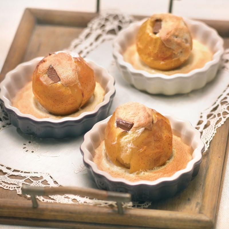 Photo de/du Gâteaux pomme soufflée par WW