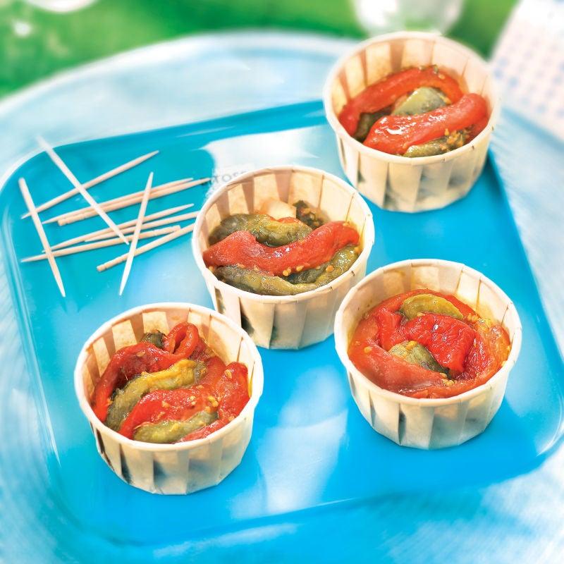 Photo de/du Salade de poivrons à l'anis. par WW