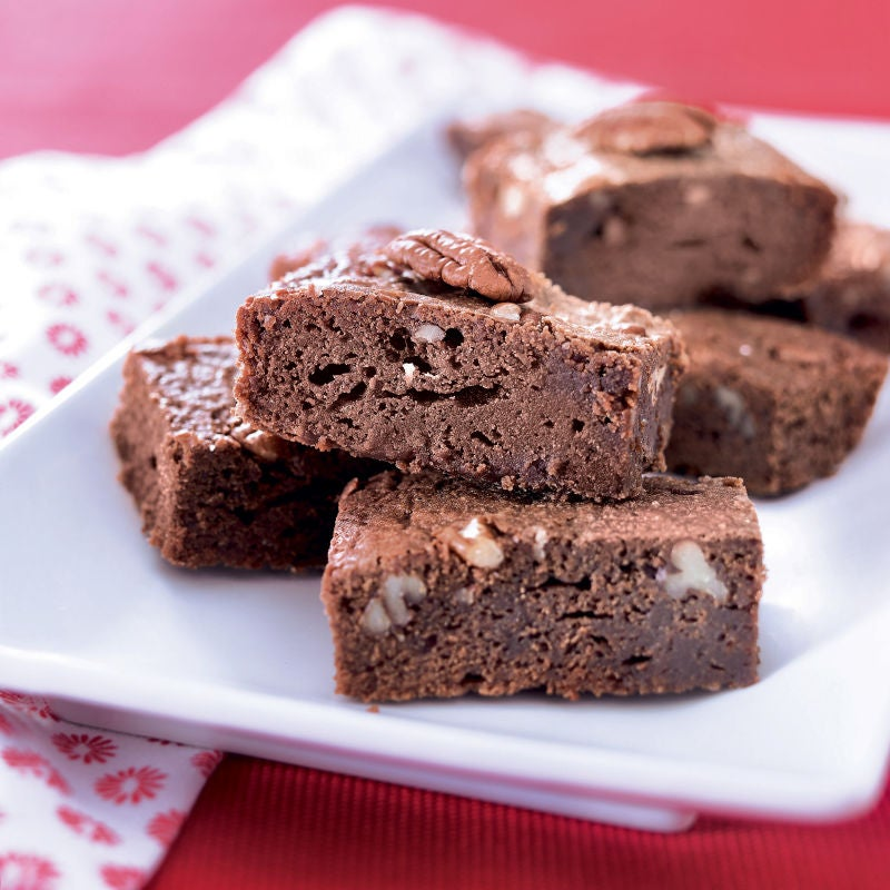 Photo de/du Brownies par WW