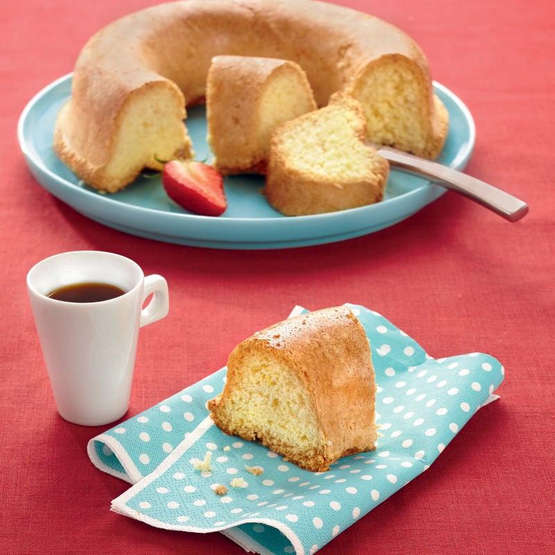 Photo de/du Gâteau façon brioche par WW