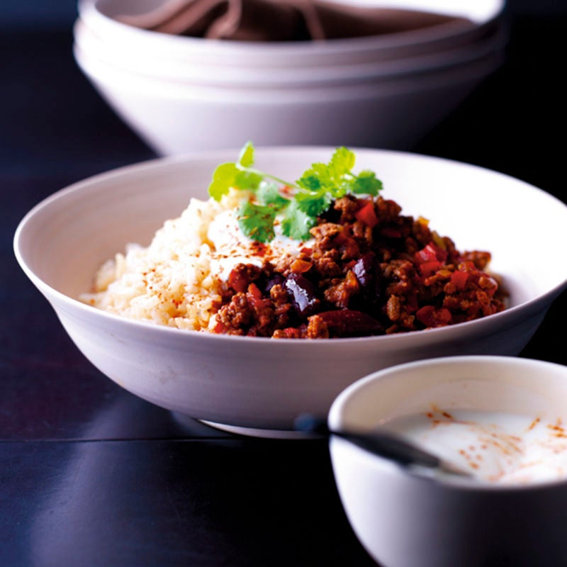 Photo de/du Chili con carne léger par WW