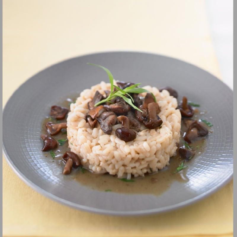Photo de/du Galettes de riz aux champignons par WW