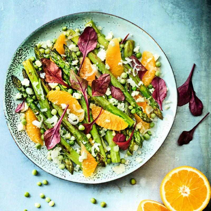 Photo de/du Salade d'asperges grillées par WW