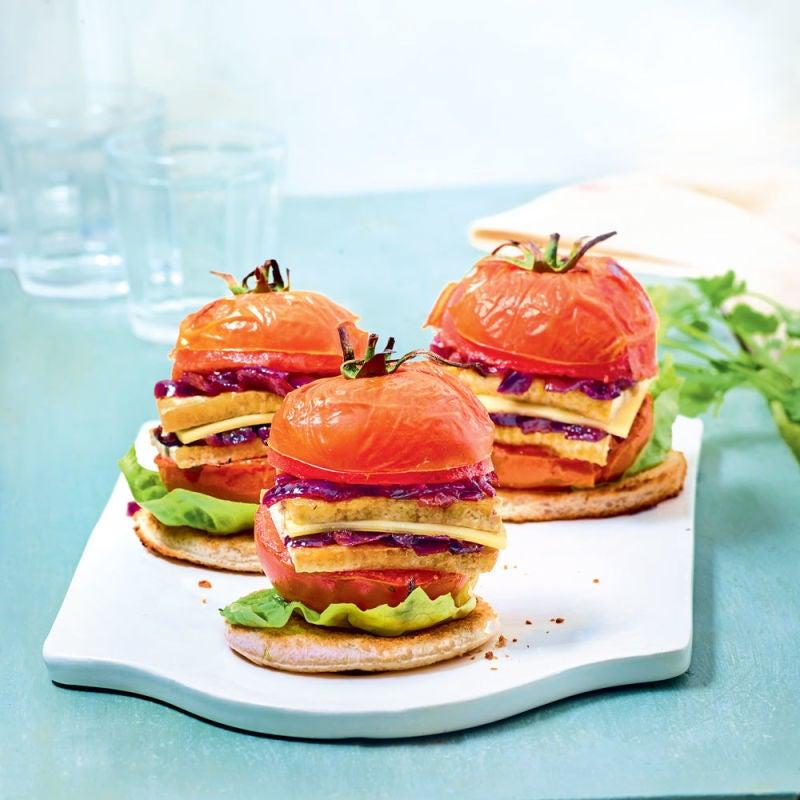 Photo de/du Tomatoburgers par WW