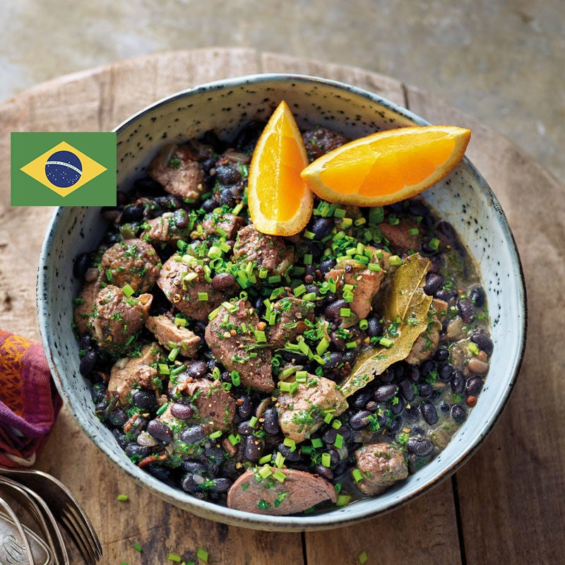 Photo de/du Feijoada brésilienne par WW