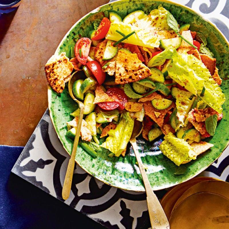 Photo de/du Salade Fattoush par WW