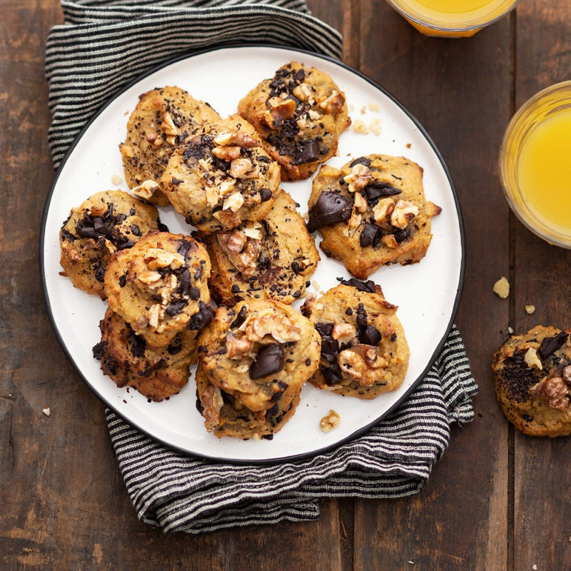 Photo de/du Cookies de pois chiches par WW