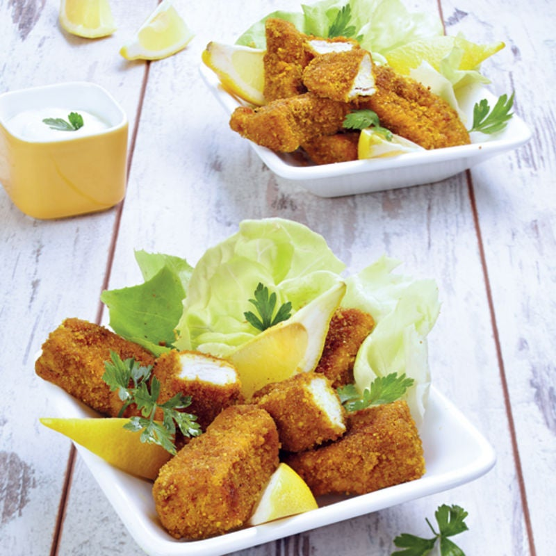 Photo de/du Nuggets de poulet aux épices par WW