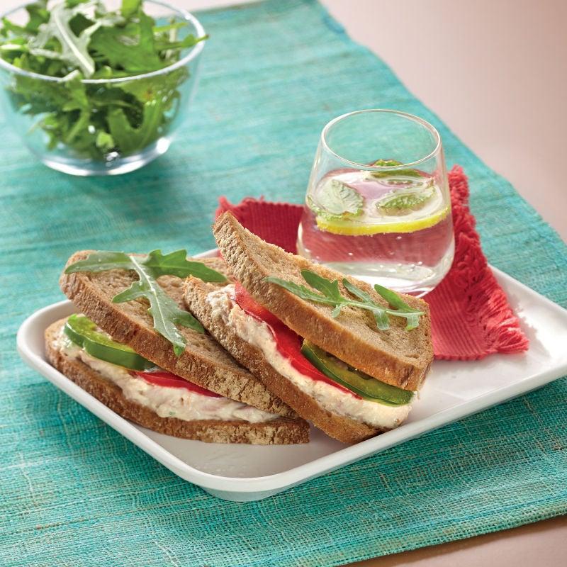 Photo de/du Petit sandwich suisse par WW