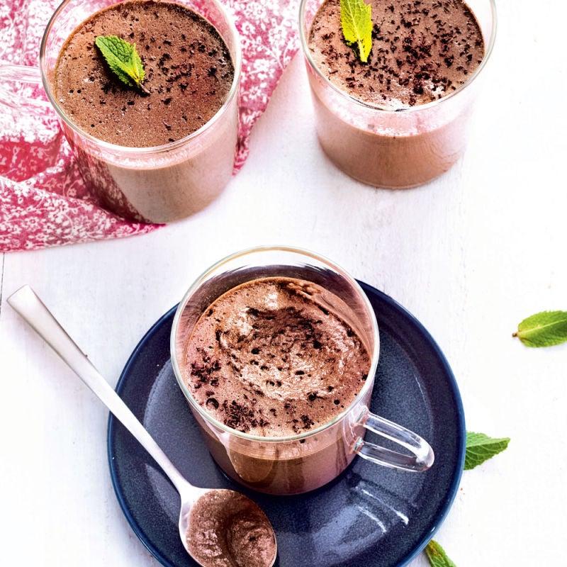 Photo de/du Mousse au chocolat noir par WW