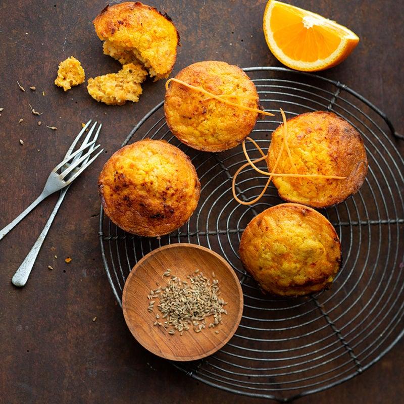 Photo de/du Carrot cakes à l'orange par WW
