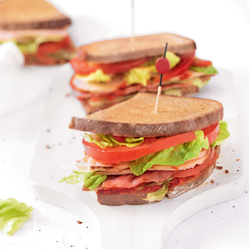 Photo de/du Sandwich au poulet par WW