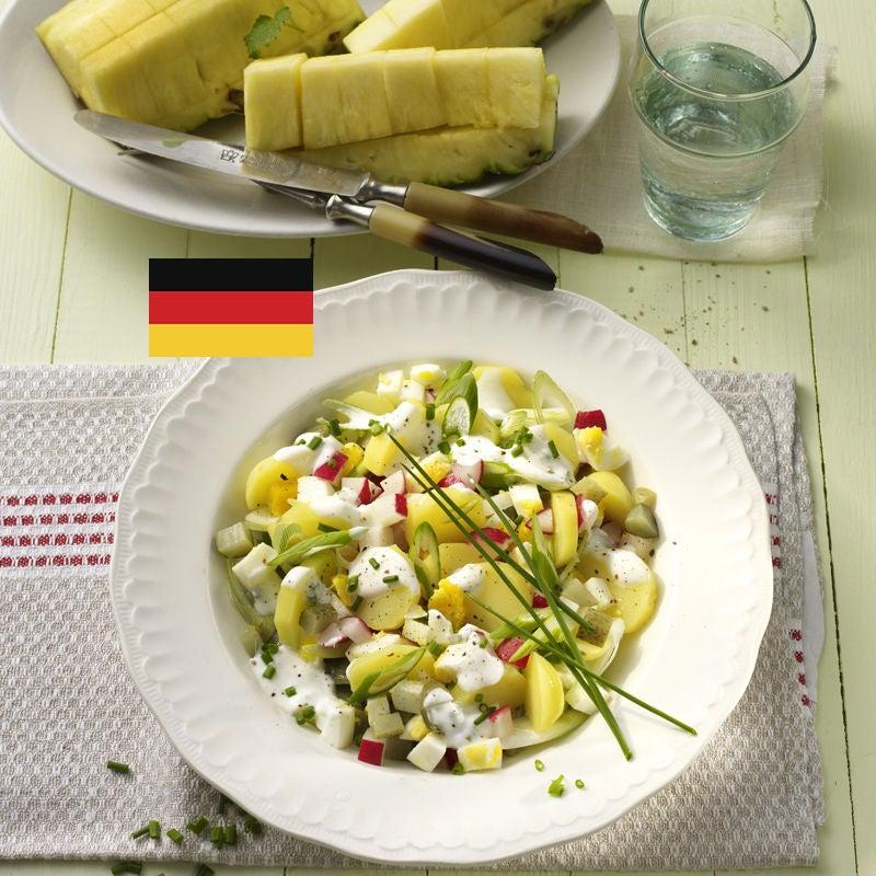 Photo de/du Salade de pommes de terre par WW