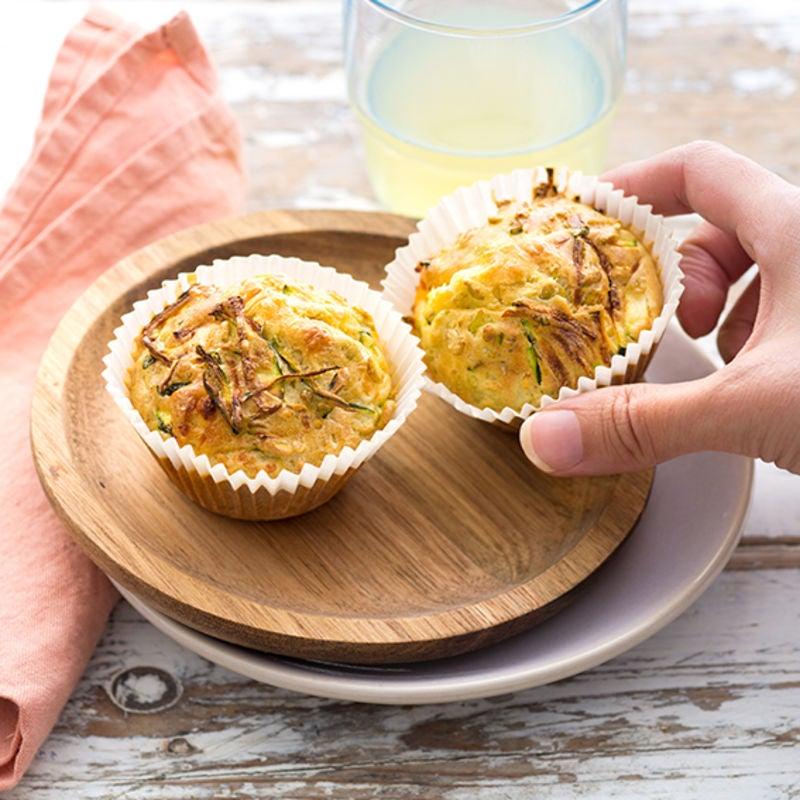 Photo de/du Muffins aux pois cassés et feta par WW