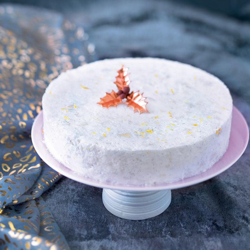 Photo de/du Bavarois de fromage blanc à la vanille par WW