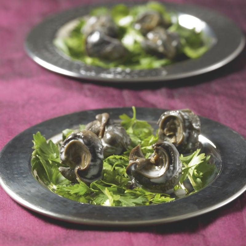 Photo de/du Escargots en salade d'herbes par WW