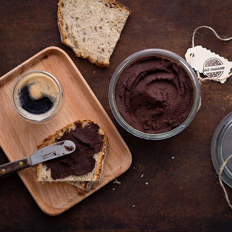 Photo de/du Pâte à tartiner aux haricots rouges par WW